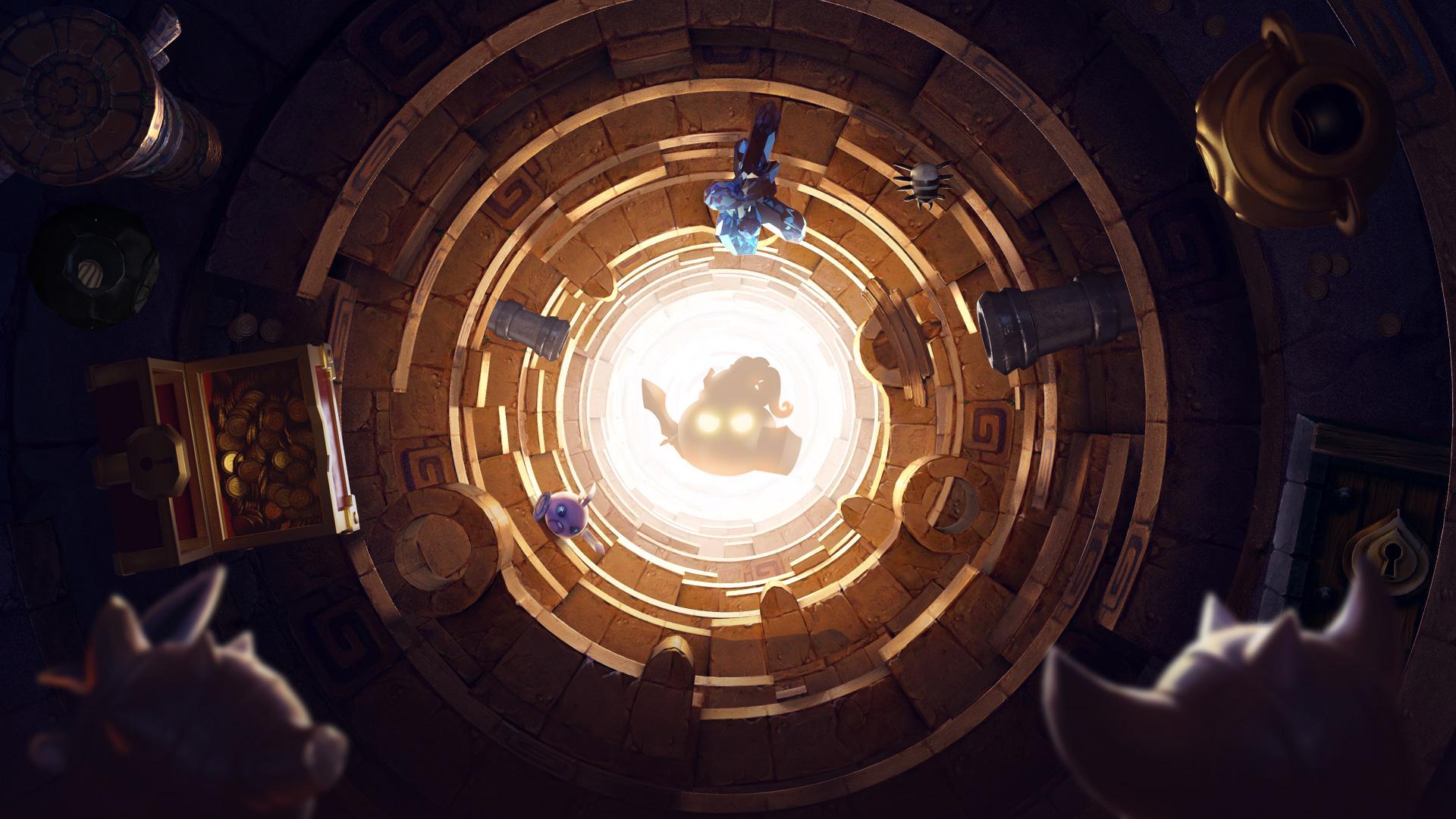 地下城堡2:黑暗觉醒 模拟经营 地牢探险, 快来率领你的民众和勇者